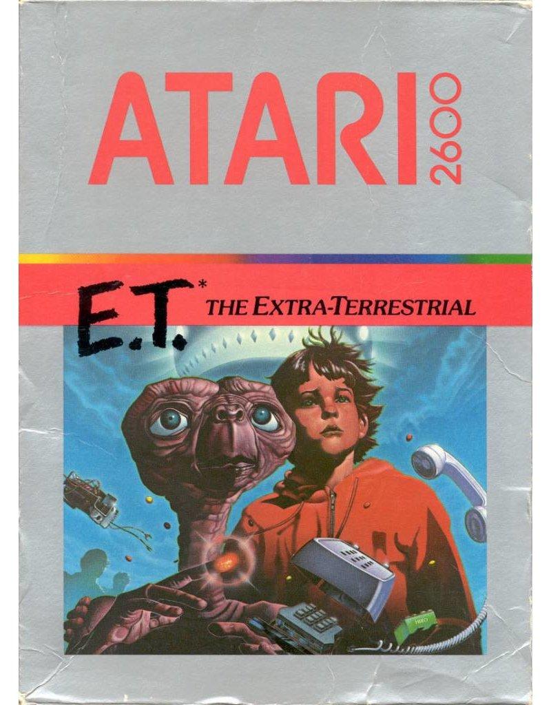 Atari 2600 E.T. the Extra-Terrestrial