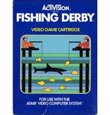 Atari 2600 Fishing Derby