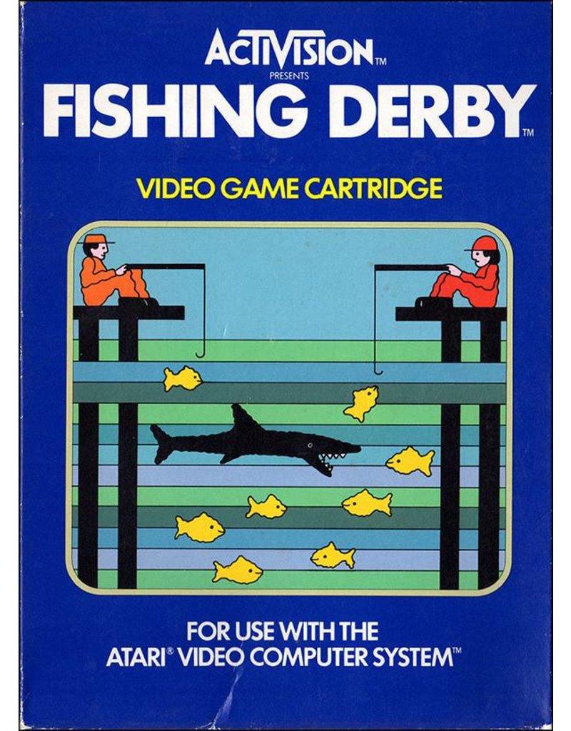 Atari 2600 Fishing Derby