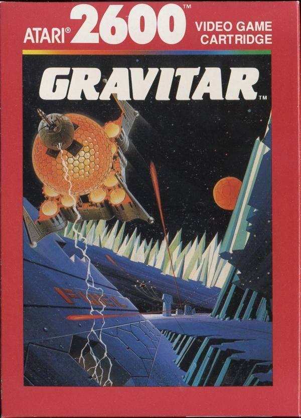 Atari 2600 Gravitar