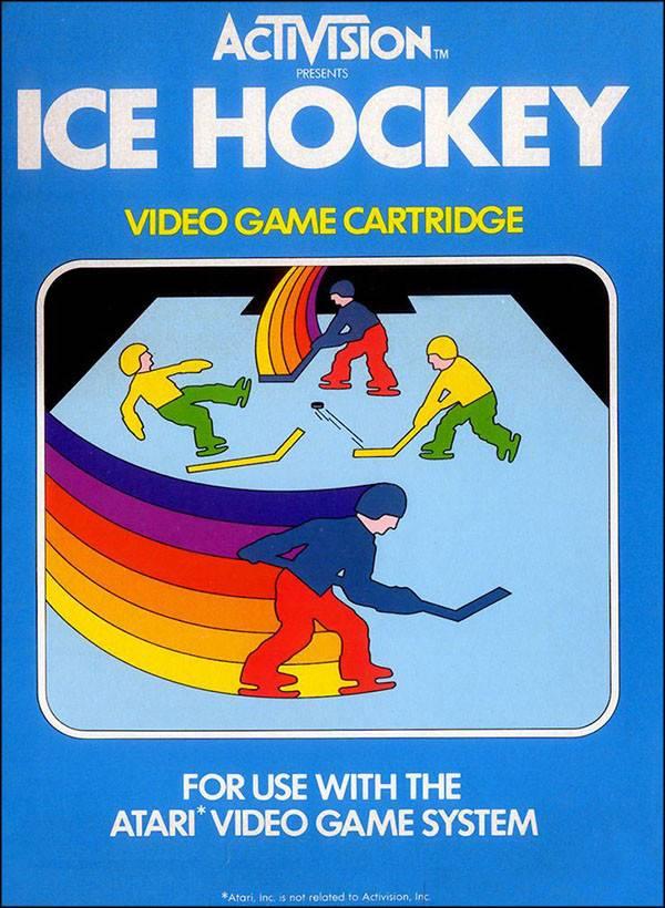 Atari 2600 Ice Hockey