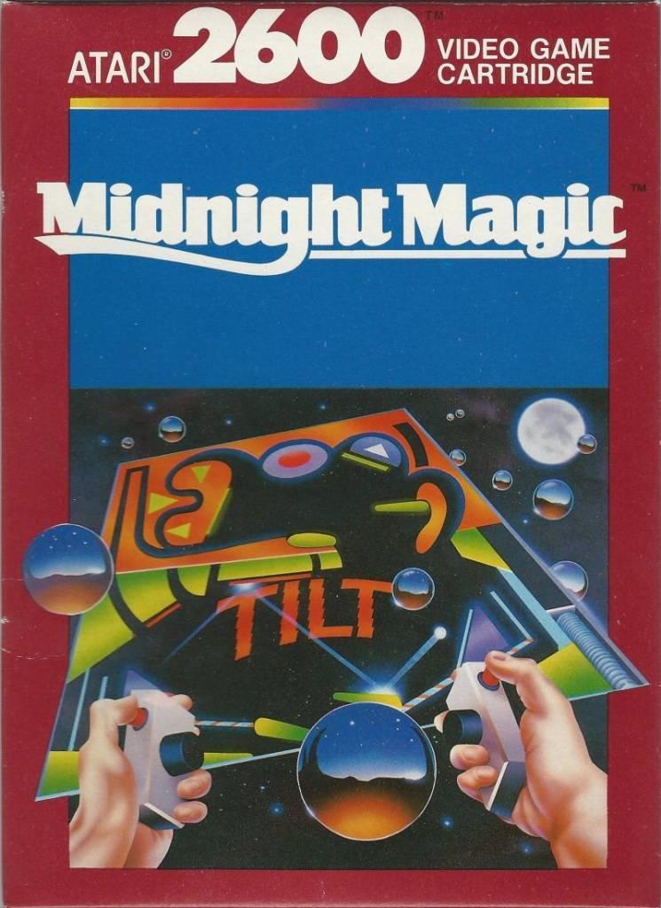 Atari 2600 Midnight Magic