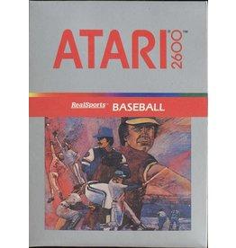 Atari 2600 Realsports Baseball