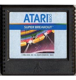 Atari 5200 Super Breakout