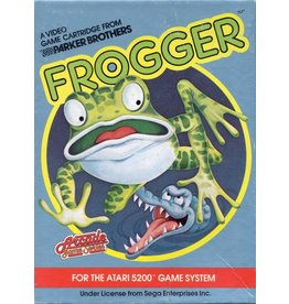 Atari 5200 Frogger