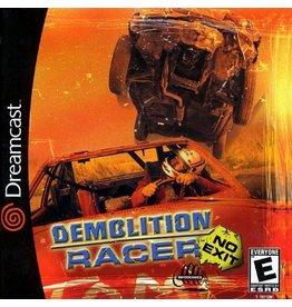 Sega Dreamcast Demolition Racer
