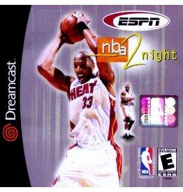 Sega Dreamcast ESPN NBA 2Night