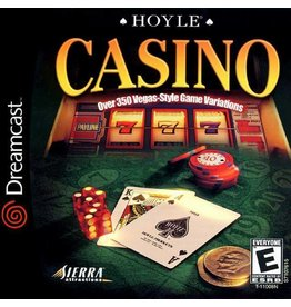 Sega Dreamcast Hoyle Casino