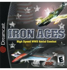 Sega Dreamcast Iron Aces