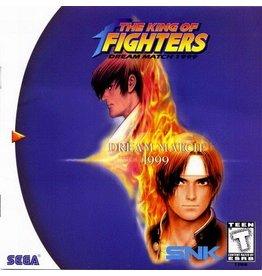 Sega Dreamcast King of Fighters Dream Match '99