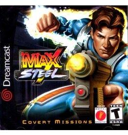 Sega Dreamcast Max Steel Covert Missions