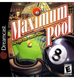 Sega Dreamcast Maximum Pool