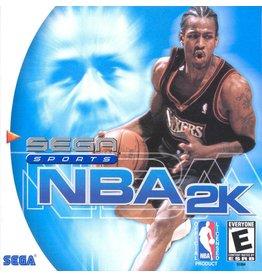 Sega Dreamcast NBA 2K