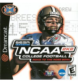 Sega Dreamcast NCAA College Football 2K2