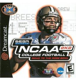 Sega Dreamcast NCAA College Football 2K2