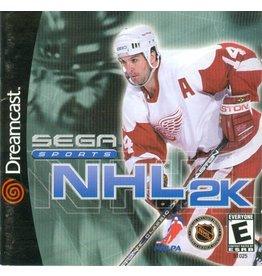 Sega Dreamcast NHL 2K