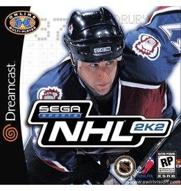 Sega Dreamcast NHL 2K2