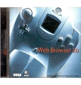 Sega Dreamcast PlanetWeb Web Browser 2.0