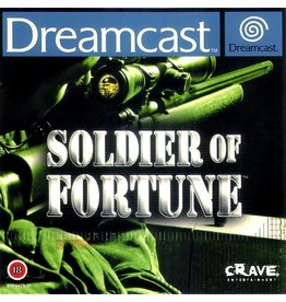 Sega Dreamcast Soldier of Fortune