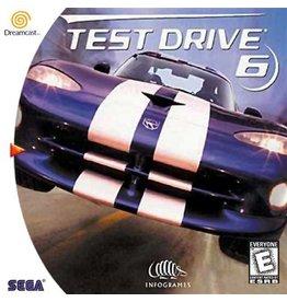 Sega Dreamcast Test Drive 6