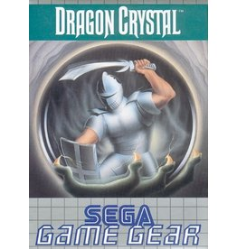 Sega Game Gear Dragon Crystal