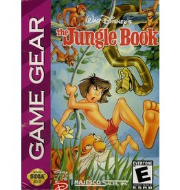Sega Game Gear Jungle Book