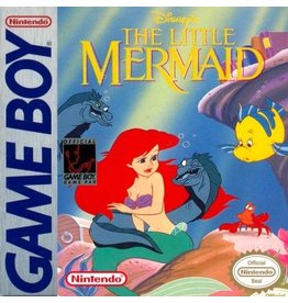 Nintendo Gameboy Little Mermaid