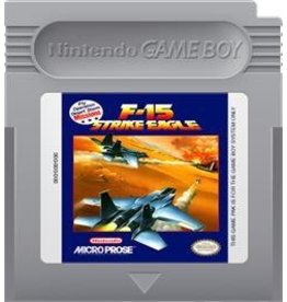 Nintendo Gameboy F-15 Strike Eagle