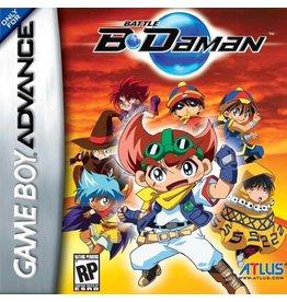 Gameboy Advance Battle B-Daman