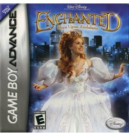 Gameboy Advance Enchanted Once Upon Andalasia