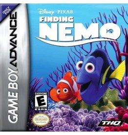 Nintendo Gameboy Advance Finding Nemo