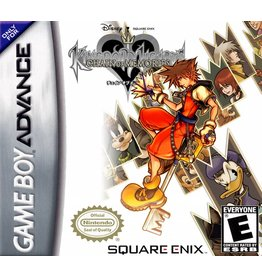Gameboy Advance Kingdom Hearts Chain of Memories