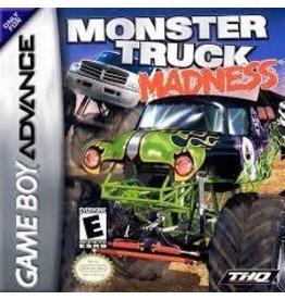 Gameboy Advance Monster Truck Madness