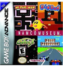 Gameboy Advance Namco Museum