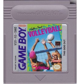 Gameboy Malibu Beach Volleyball