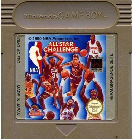 Nintendo Gameboy NBA All-Star Challenge
