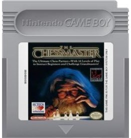 Gameboy New Chessmaster
