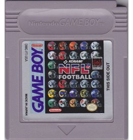 Gameboy NFL Football