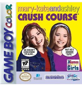 Gameboy Color Mary-Kate and Ashley Crush Course