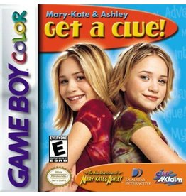 Gameboy Color Mary-Kate and Ashley Get a Clue