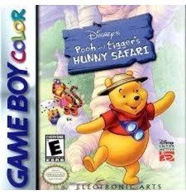 Gameboy Color Pooh and Tigger's Hunny Safari