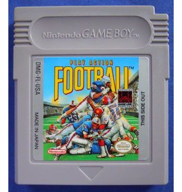 Gameboy Play Action Football