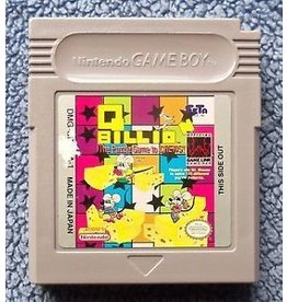 Nintendo Gameboy Q Billion