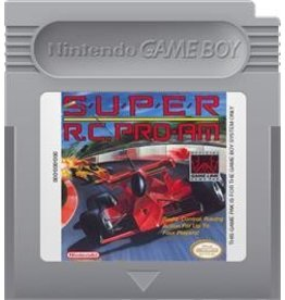 Nintendo Gameboy Super R.C. Pro-Am