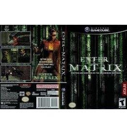 Nintendo Gamecube Enter the Matrix