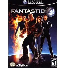 Nintendo Gamecube Fantastic 4