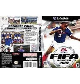 Nintendo Gamecube FIFA 2002