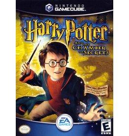 Nintendo Gamecube Harry Potter Chamber of Secrets