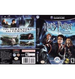 Nintendo Gamecube Harry Potter Prisoner of Azkaban