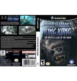 Nintendo Gamecube Peter Jackson's King Kong the Movie